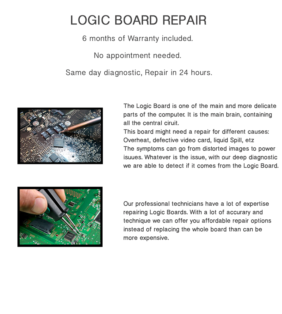 Logic-Board-Repair