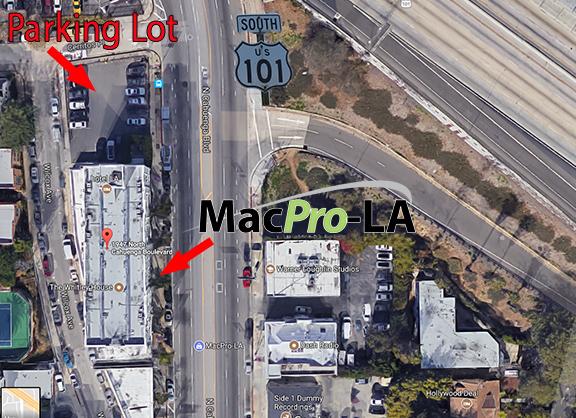 MacPro-La Location